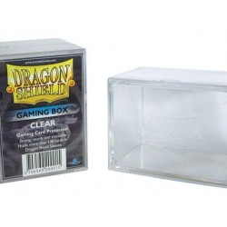 Dragon Shield - Gaming Box Clear