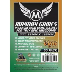 Mayday Tiny Epic (S): 88 x 125 mm