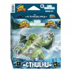 King of Tokyo - King of New York: Serie Monstruos - Cthulhu