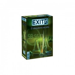 Exit - El Laboratorio Secreto