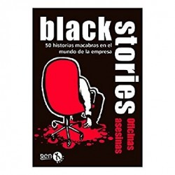 Black Stories Oficinas Asesinas