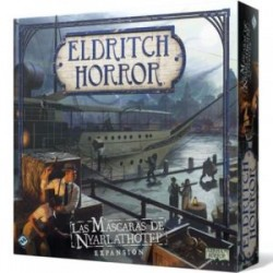 Eldritch Horror - Las...