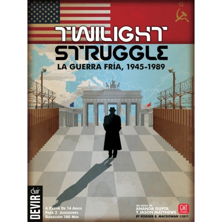 Twilight Struggle: La Guerra Fria