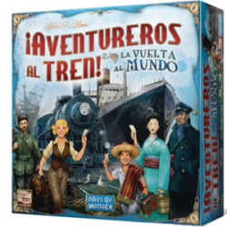 Ticket to Ride - La Vuelta...