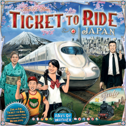 Ticket to Ride - Map...