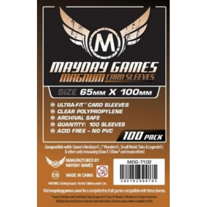 "Mayday Magnum Ultra-Fit ""7 Wonders"" (M): 65 x 100 mm"