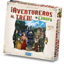 [PREVENTA] Ticket to Ride -...