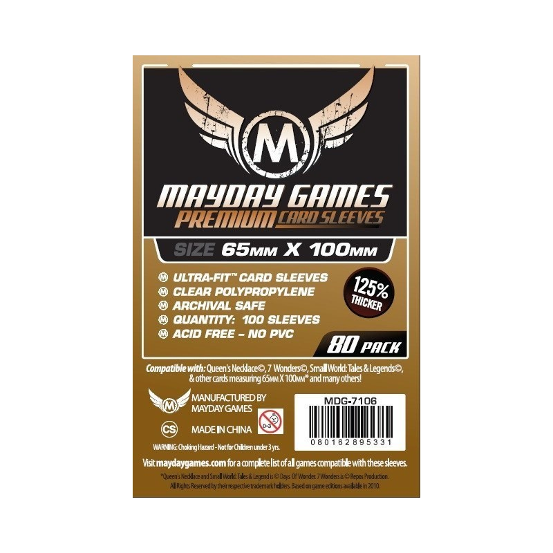 "Mayday Magnum Copper ""7 Wonders"" (M) - Premium: 65 x 100 mm"